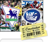 Premier League & SM Liiga games